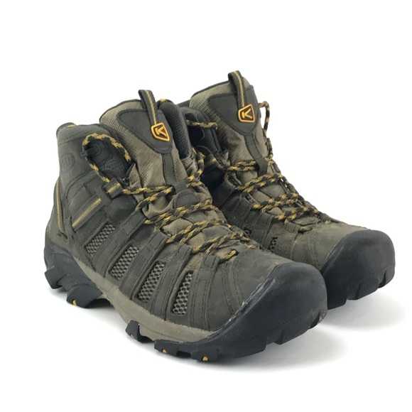e01ceb75e41 KEEN Men's Voyageur Mid Hiking Boots Size 11 M. Keen.  M_5bf27bf9f63eea72408c3234. M_5bf27bfbc61777c920b37031.  M_5bf27bfdd6dc522cf4d090fb